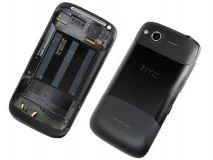 Корпус HTC Desire S black